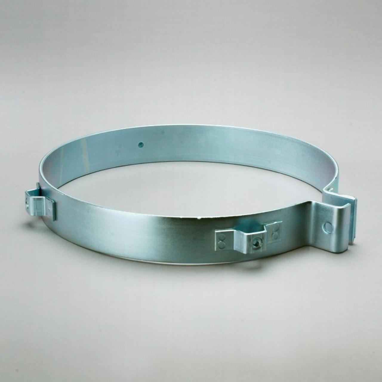 "Muffler Heat Shield Clamp- for 8.5"" Body Mufflers"