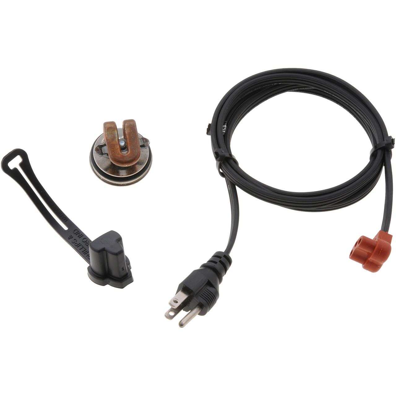 """Block Heater- 1 5/8"""" Chrysler 318, 360  (Zerostart 3100055)"""