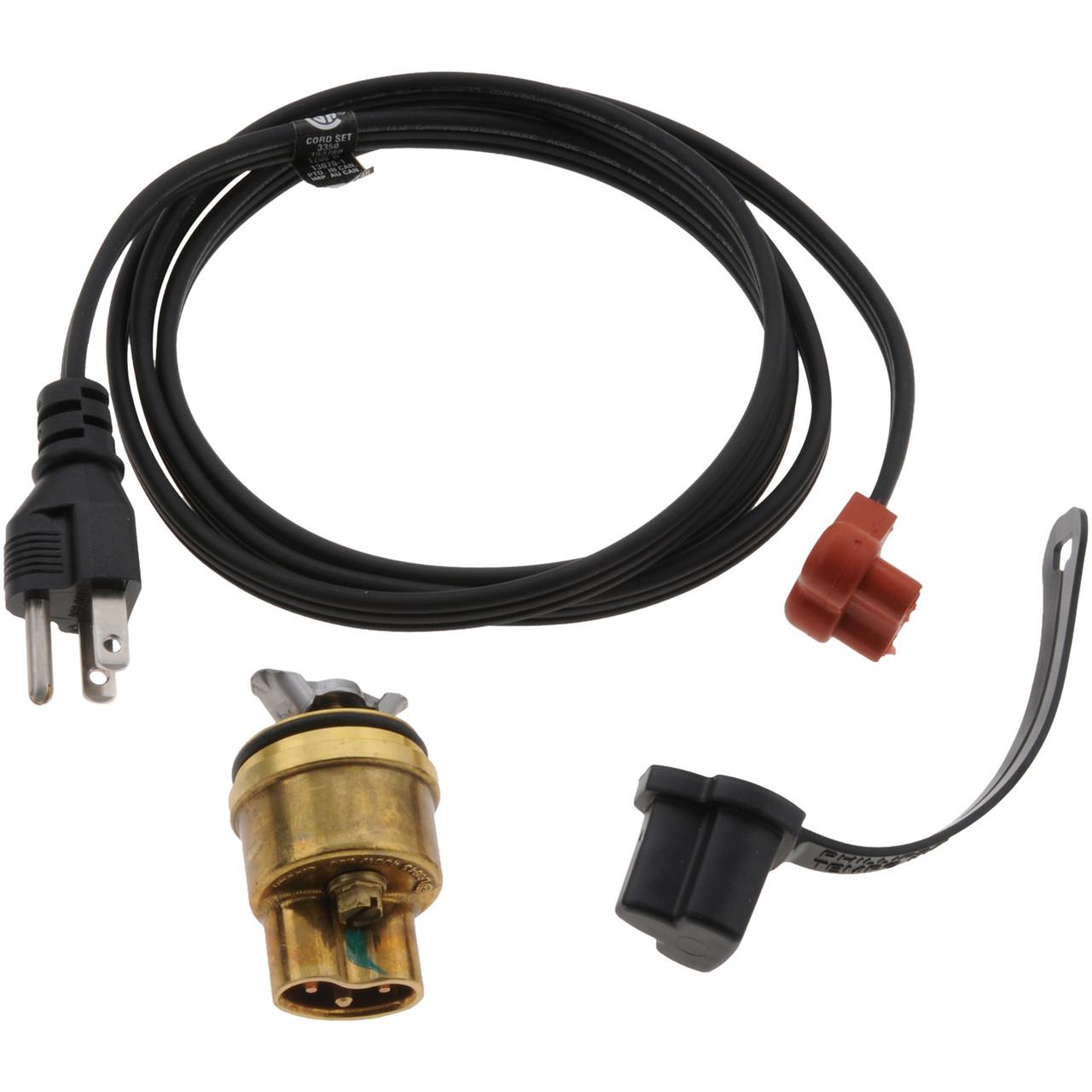 """Block Heater- 1 5/8"""" Hyundai, Isuzu  (Zerostart 3100098)"""