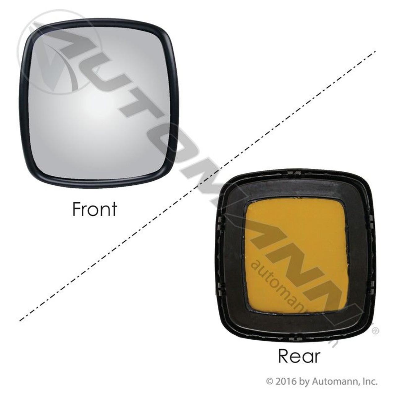 Door Mirror No variation Multiple Manufactures GM1321558 Standard