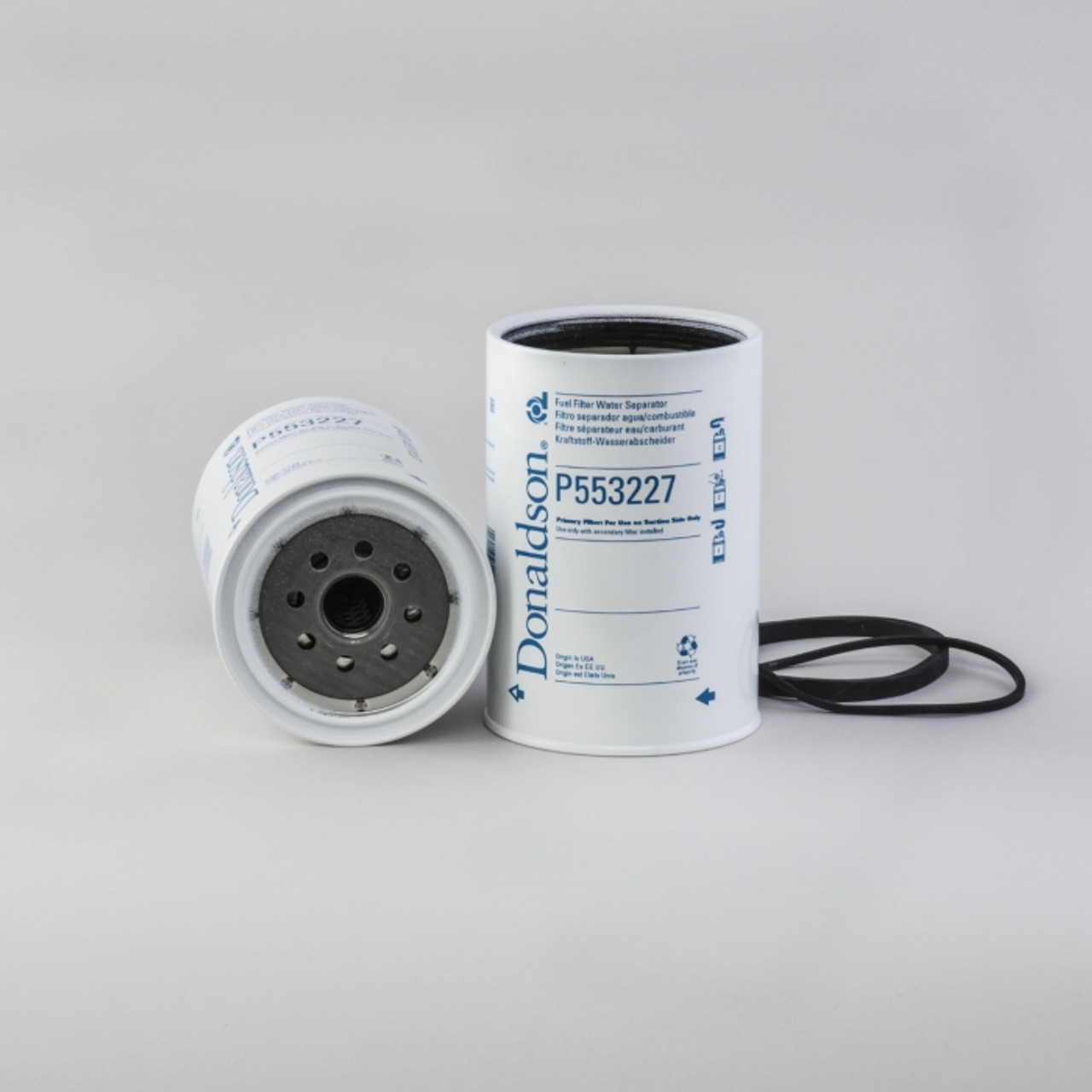 Donaldson P553227 Fuel Water Separator Filter for Spin-on Bowl- Replaces Alliance N122-R50419 / Racor S3226T
