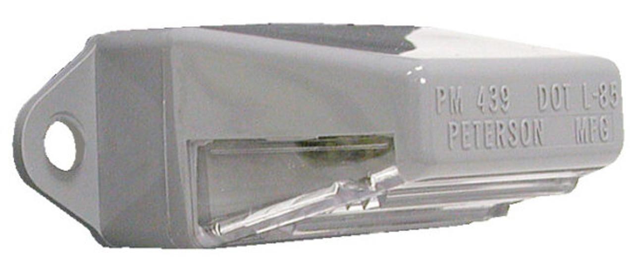 Peterson M439 Sealed License Plate Light- Incandescent