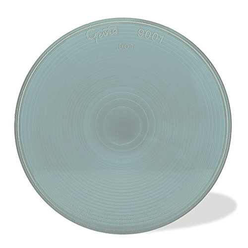 """Replacement Lens for 4"""" Round Housings- Clear"""