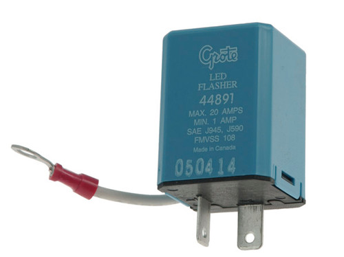 2 Pin Variable Load Flasher
