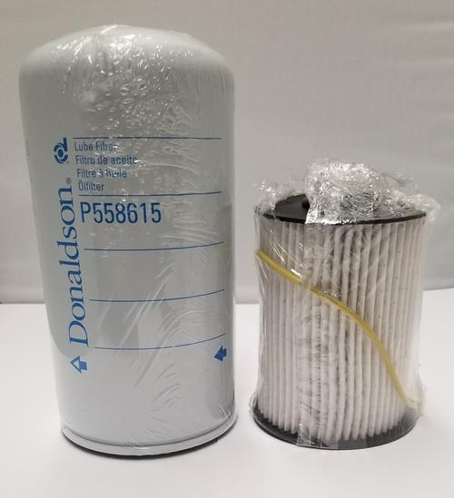 Dodge Cummins 5.9l 03-10 Filter Kit- Oil & Fuel Filters- Donaldson