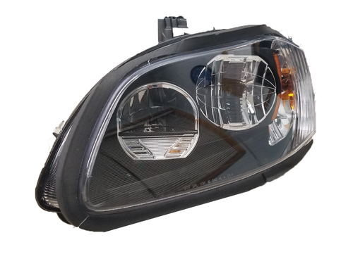 Vehicle Lighting - Headlamps - Triple