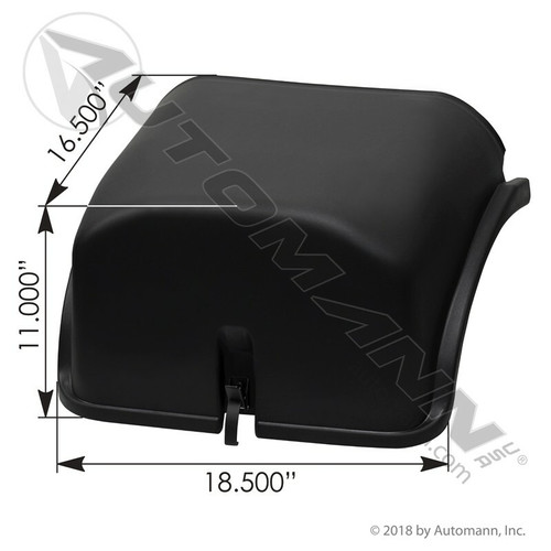 Freightliner M2 Battery Box Cover