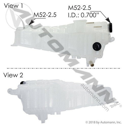 Freightliner Surge Tank- M2 ('10-up)