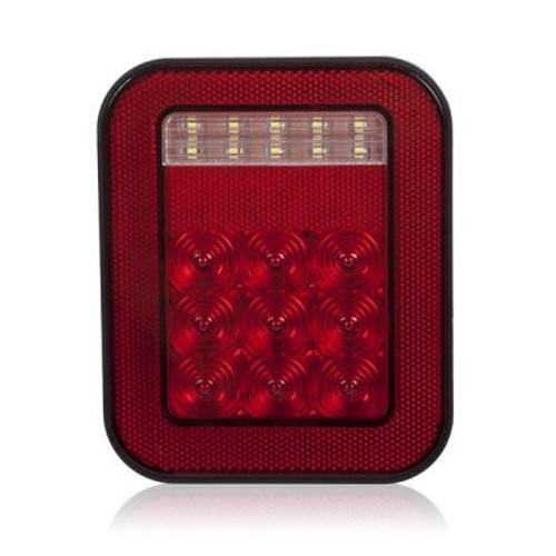 Maxxima Lo-Pro LED Box Lamp- 3 Stud M42221