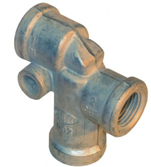 "Pressure Protection Valve- 3/8"" In/Out, 60-70 PSI *Genuine Sealco* RSL140270"