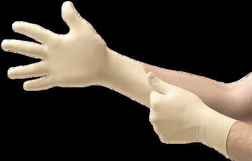 Emerald Grip Latex Gloves- 100ct/box
