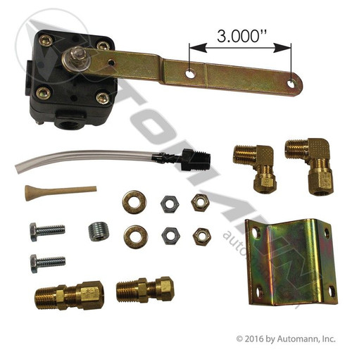 Barksdale Type Height Control Valve Kit- replaces KD2357 / 90054007