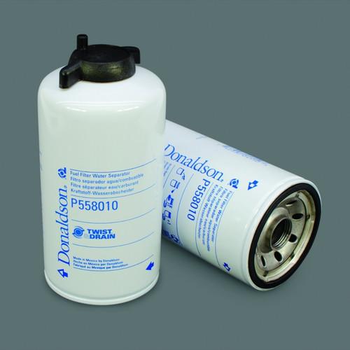 Donaldson P558010 Fuel Water Separator, Detroit Series 60- replaces 23535985 / 23512317