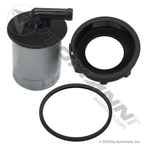 Freightliner Power Steering Filter and Cap Assembly- Cascadia / M2- replaces 14-15611-000