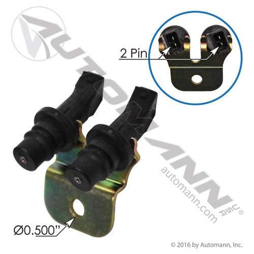 Caterpillar Speed Sensor- Dual Pickup- replaces 245-4630