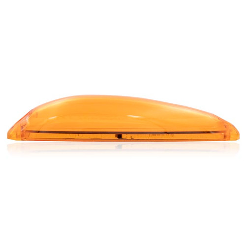 Maxxima M17200Y Freightliner Cascadia Style Marker Lamp- Amber- LED- 26 Diodes- Two wire (no plug)