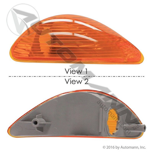 International LH Turn Signal / Marker Lamp- Durastar / Workstar/ BE / CE / RE Series- Replaces 3561965C1