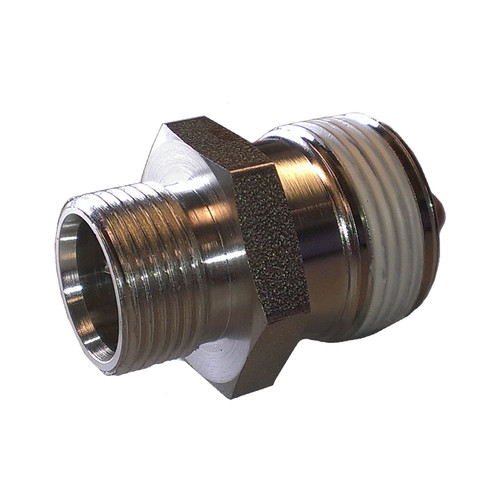 "Engine Block Heater- 1"" NPT, 400w, 120v-Kubota, Caterpillar (Zerostart 3500120)"
