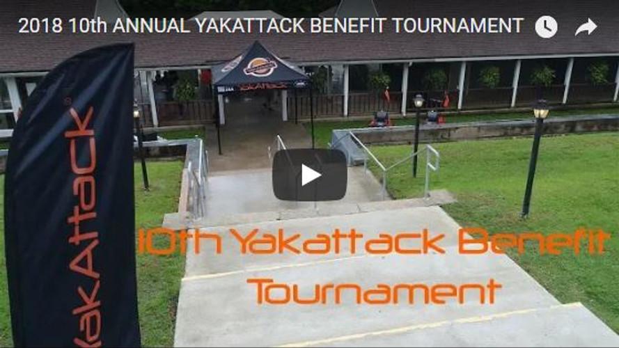 VIDEO - 2018 10th Annual YakAttack Benefit Tournament Recap Video