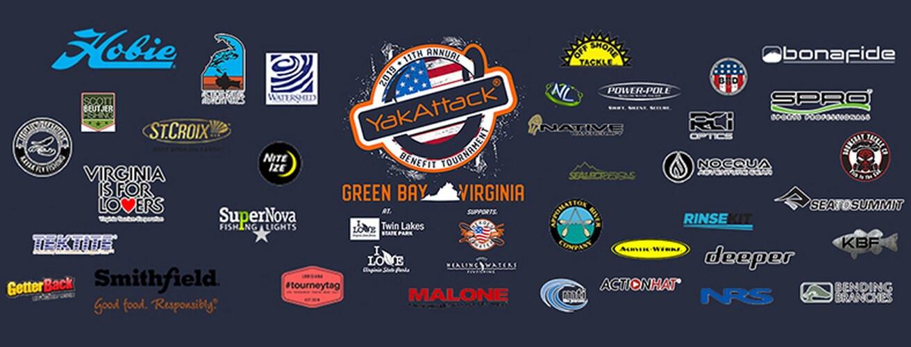 2019 11th Annual YakAttack Benefit Tournament - Recap Video