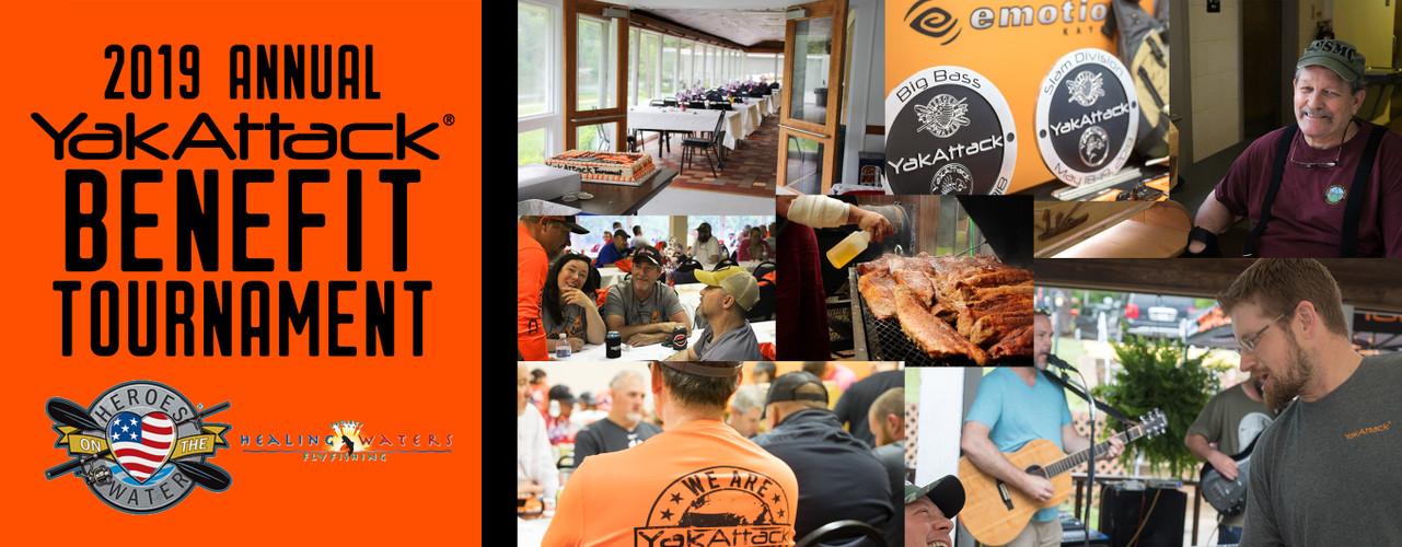 2019 11th Annual YakAttack Tournament