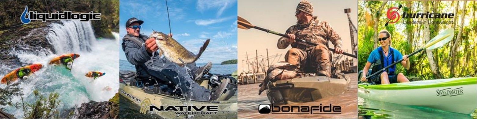 Bonafide Kayaks and Big Adventures Join Forces in Merger