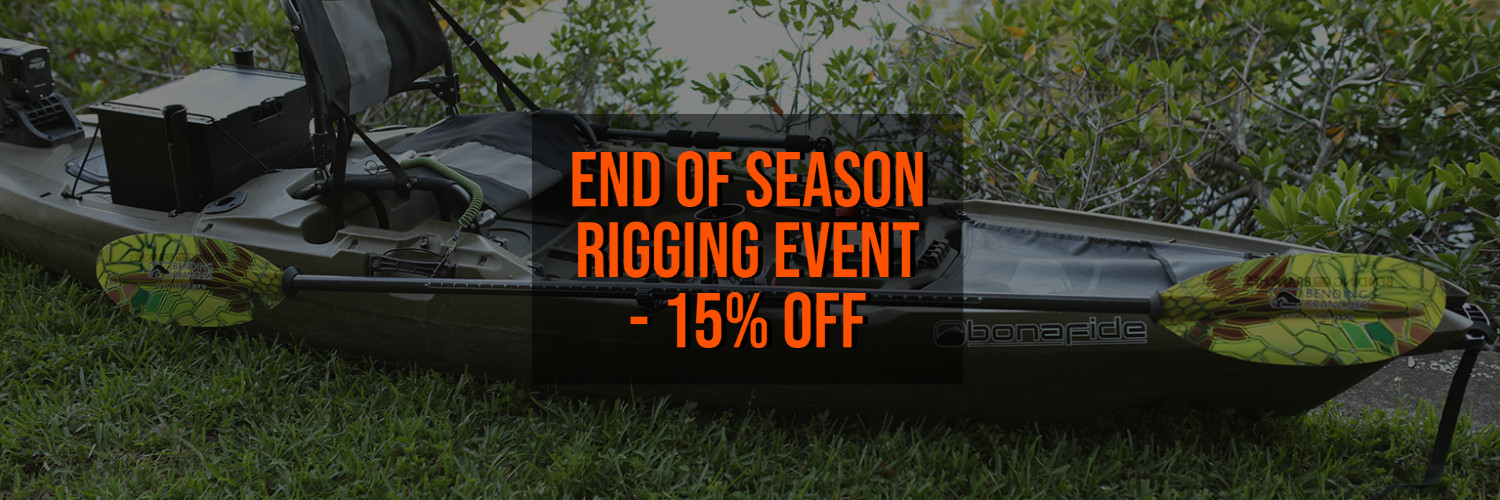 End of Season Rigging Event