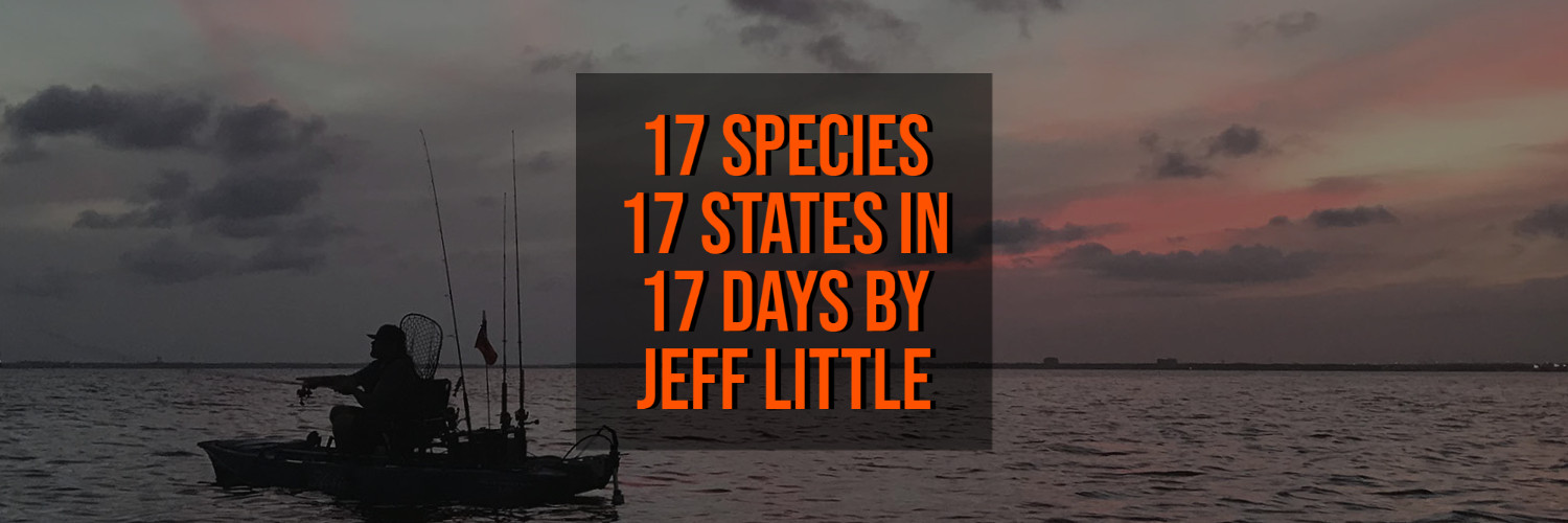 17 Species and 17 States in 17 Days: Life on the Road as a Sales Manager/Videographer