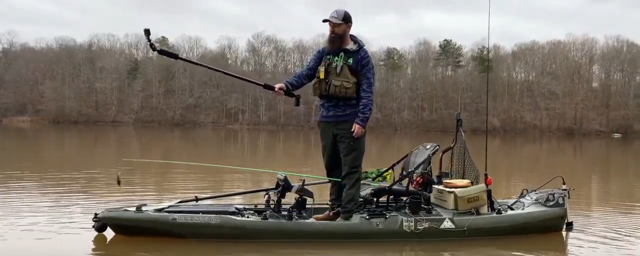 VIDEO: YakAttack Boomstick Pro - Scott Beutjer