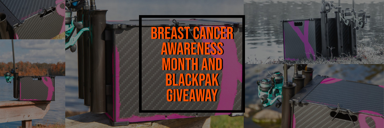Breast Cancer Awareness Month, Family Stories, Pink Decals, and Custom BlackPak Giveaway