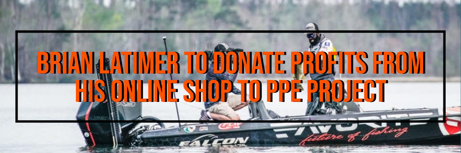 Brian Latimer to Donate to  Covid-19 PPE Project