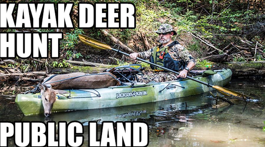 VIDEO: Kayak Deer Hunt - Tennessee Public Land