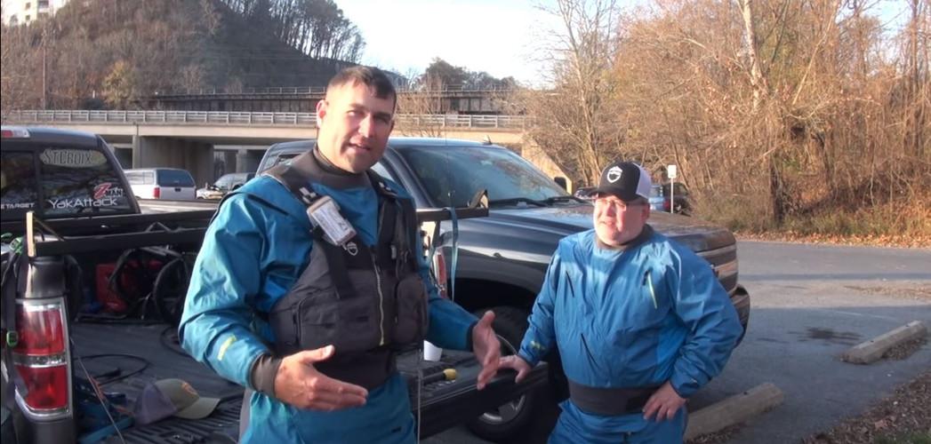 VIDEO: Winter Kayak Fishing Skills from Jeff Little and Juan Veruete