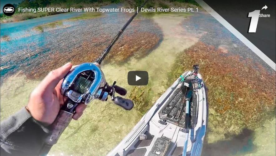 VIDEO: Devils River Series Pt. 1 – Jon B.