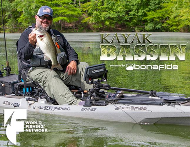 Press Release - Season 7 Premiere of Kayak Bassin'