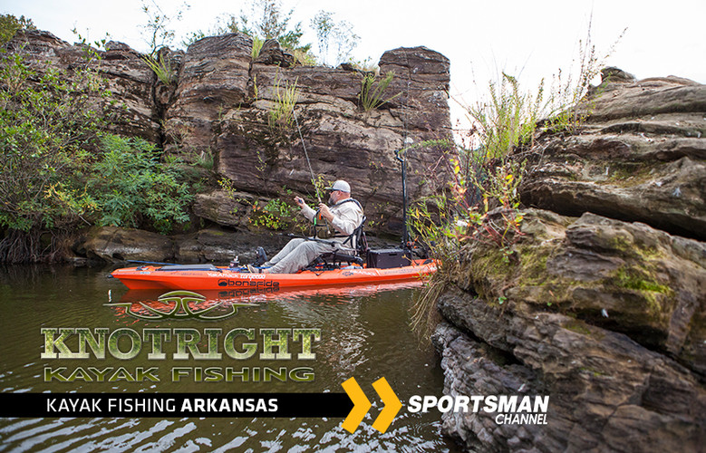 Press Release - KNOT RIGHT KAYAK FISHING SEASON 7 PREMIERES