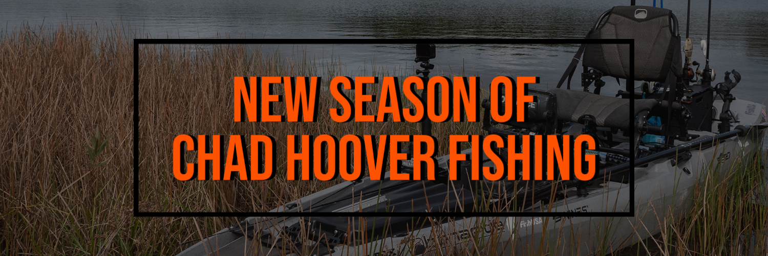 Season 9 of Chad Hoover Fishing Launches July 4th