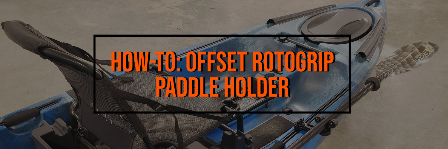 How-To: Offset RotoGrip Paddle Holder