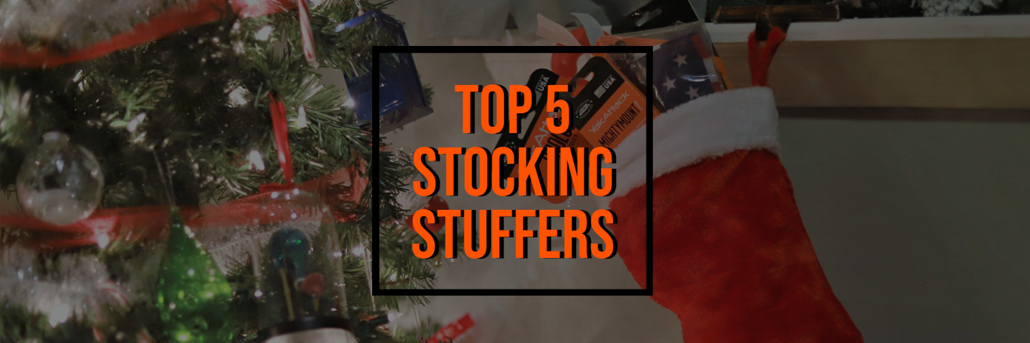 Top 5 Stocking Stuffers for 2020