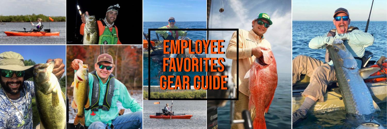 Employee Favorites - Gear Guide