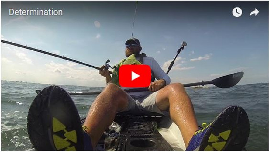 "VIDEO: Determination by William ""Willyrags"" Ragulsky"