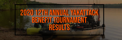 2020 12th Annual YakAttack Benefit Tournament - Results