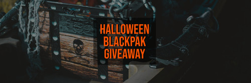 Halloween Pirate's Chest BlackPak Giveaway