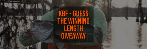 KBF Guess the Winning Length Giveaway