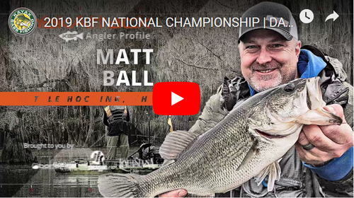 2019 KBF NATIONAL CHAMPIONSHIP | DAY 2 | Shreveport-Bossier City
