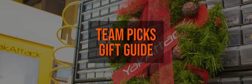 2020 Team Picks - Christmas Gift Guide