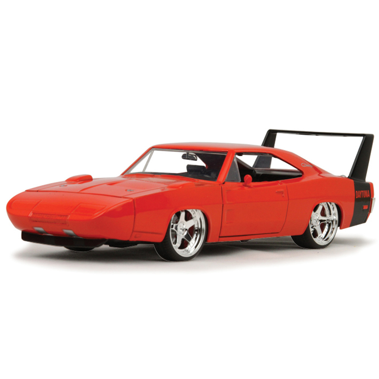 1969 Dodge Charger Daytona Custom 1 24 Scale Diecast Model By Jada Fairfield Collectibles The 1 Source For High Quality Diecast Scale Model Cars