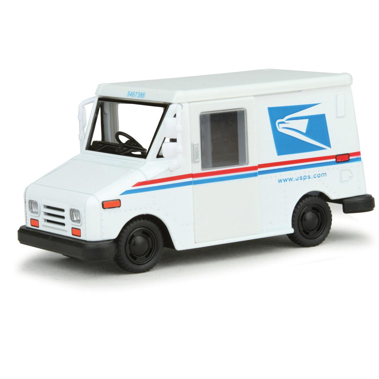 us postal service mail truck