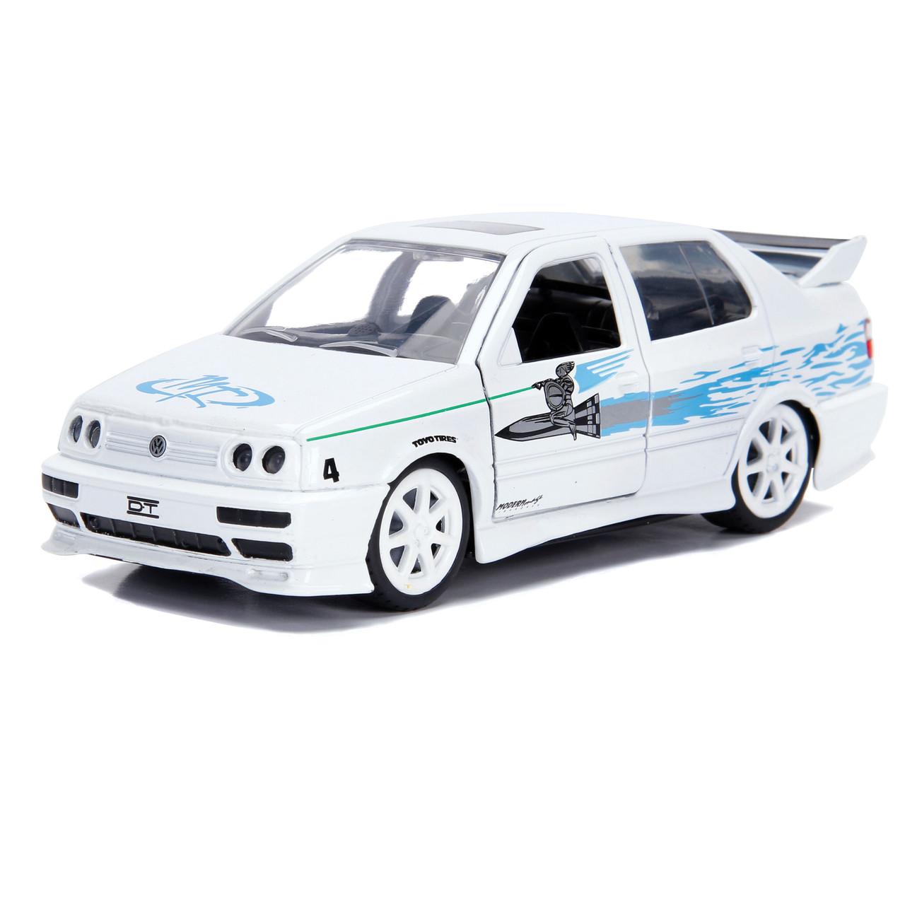 Fast & Furious VW Jetta 1:32 Scale Diecast Model By Jada