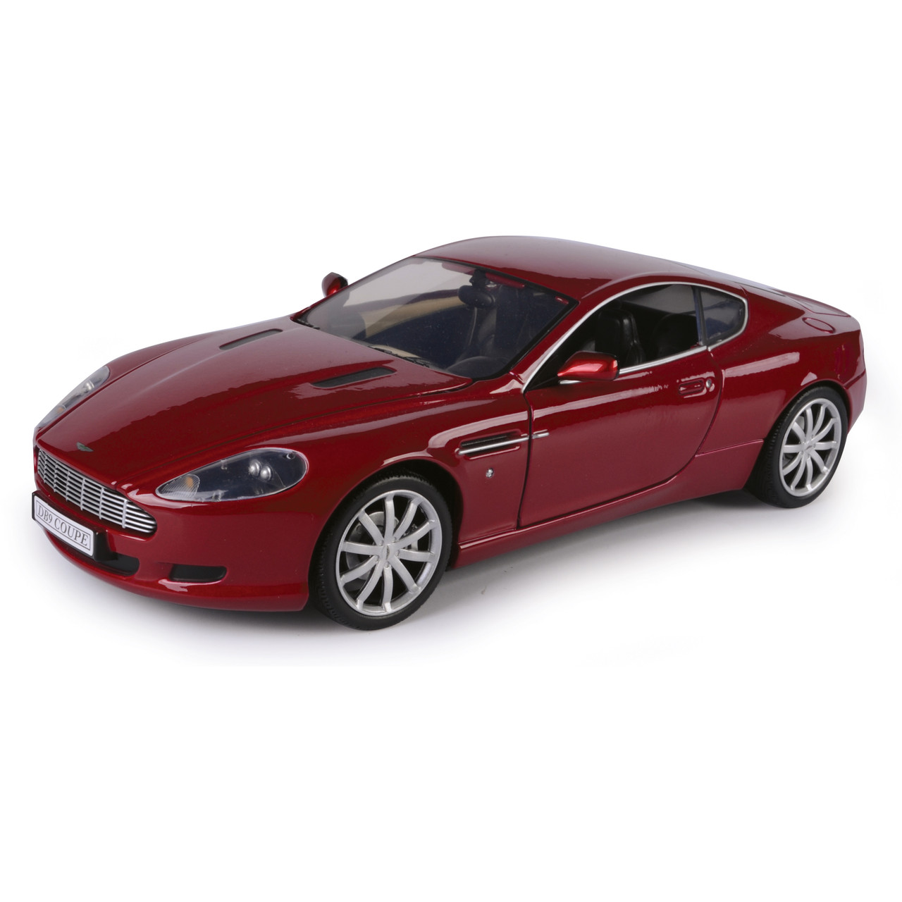 Aston Martin Db9 Coupe Red 1 18 Scale Diecast Model By Motormax Fairfield Collectibles The 1 Source For High Quality Diecast Scale Model Cars